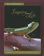 Selected Material from Inquiry Into Life
