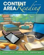 Content Area Reading, Video-Enhanced Pearson Etext with Loose-Leaf Version -- Access Card Package