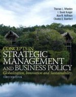 Concepts in Strategic Management and Business Policy Plus 2014 Mymanagementlab with Pearson Etext -- Access Card Package