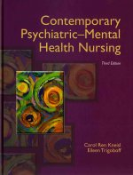 Contemporary Psychiatric-Mental Health Nursing Plus Mynursinglab with Pearson Etext -- Access Card Package