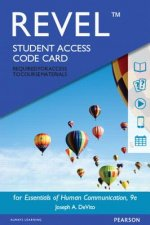 Revel for Essentials of Human Communication -- Access Card