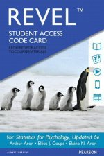 Revel for Statistics for Psychology -- Access Card