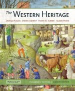The Western Heritage, Volume 1 with Student Access Code: To 1740