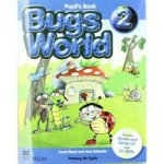 Bugs World 2: pupil´s book pack