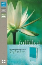 Fulfilled-NIV: The NIV Devotional Bible for the Single Woman