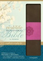 Real-Life Devotional Bible for Women-NIV-Compact Magnetic Closure