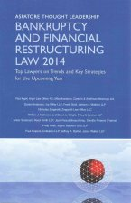 Bankruptcy and Financial Restructuring Law 2014: Top Lawyers on Trends and Key Strategies for the Upcoming Year (Aspatore Thought Leadership)