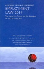 Employment Law 2014: Top Lawyers on Trends and Key Strategies for the Upcoming Year (Aspatore Thought Leadership)
