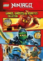 Lego Ninjago: Games, Ghosts and Pirates Collection