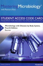 Masteringmicrobiology with Pearson Etext -- Standalone Access Card -- For Microbiology with Diseases by Body System