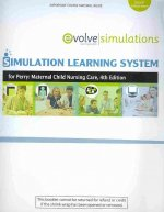 Simulation Learning System for Perry: Maternal Child Nursing Care (User Guide and Access Code)