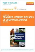 Common Diseases of Companion Animals - Pageburst E-Book on Vitalsource (Retail Access Card)