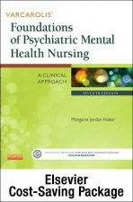 Varcarolis' Foundations of Psychiatric Mental Health Nursing and Elsevier Adaptive Quizzing Package