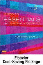 Mosby's Essentials for Nursing Assistants - Text and Mosby's Nursing Assistant Skills DVD - Student Version 4.0 Package