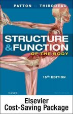 Structure and Function of the Human Body - Text and Elsevier Adaptive Learning (Access Card) and Elseiver Adaptive Quizzing (Access Card) Package