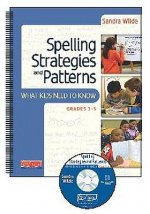 Spelling Strategies and Patterns