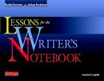 Lessons for the Writer's Notebook