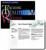 Teaching the Qualitites of Writing, Grades 3-6