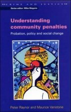 Understanding Community Penalties: Probation, Policy and Social Change