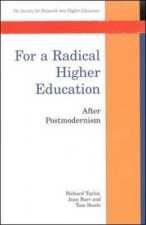 For a Radical Higher Education: After Postmodernism