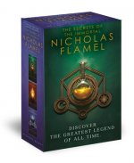 Secrets of the Immortal Nicholas Flamel Boxed Set (3-Book)