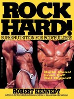 Rock Hard!: Supernutrition for Bodybuilders