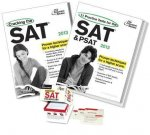 Complete SAT Test Prep Bundle: Includes SAT Prep Book, SAT Extra Practice Tests Book, and SAT Vocabulary Flashcards Set