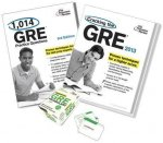 Complete GRE Test Prep Bundle: Includes GRE Prep Book, GRE Practice Questions Book, and GRE Vocabulary Flashcards Set