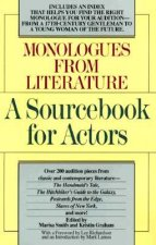 Monologues from Literature: A Sourcebook for Actors