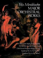 Major Orchestral Works