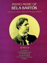 Piano Music of Bela Bartok