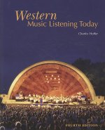 Western Music Listening Today [With 2 CDs and Access Code]