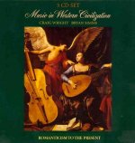 Audio CD, Volume C for Wright/SIMMs' Music in Western Civilization, Media Update
