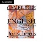 Cambridge English for Schools 1 Class Audio CDs (2)