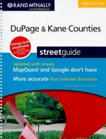Rand McNally DuPage & Kane Counties Streetguide