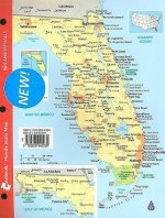 Notebook Florida State Map
