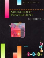 Microsoft PowerPoint for Windows 95 Quicktorial