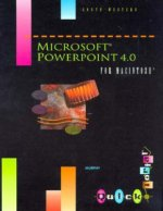 Microsoft PowerPoint 4 0 for Macintosh Quicktorial