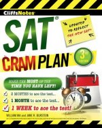 Cliffsnotes SAT Cram Plan 3rd Edition