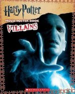 Harry Potter Movie Poster Book: Villains
