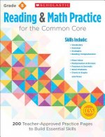 Reading & Math Practice, Grade 5: 200 Teacher-Approved Practice Pages to Build Essential Skills
