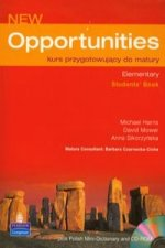 Opportunities Elementary Student's book + CD