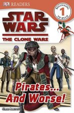 Star Wars the Clone Wars: Pirates... and Worse!
