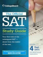 The Official SAT Study Guide: 2016 Edition
