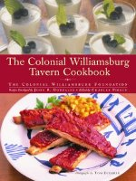 The Colonial Williamsburg Tavern Cookbook
