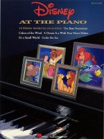 Disney at the Piano