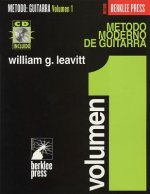 Modern Method for Guitar: Spanish Edition Book/CD Pack