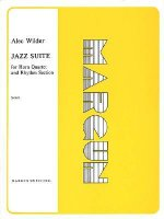 Jazz Suite for Horn Quartet & Rhythm Section