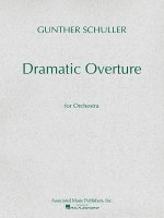 Dramatic Overture for Orchestra (1951): Miniature Full Score