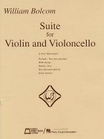 William Bolcom: Suite for Violin and Violincello: In Five Movements